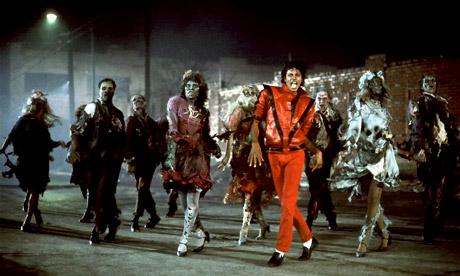Thriller dance ....